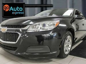 2014 Chevrolet Malibu 1LT- Eco. black. power drivers seat.