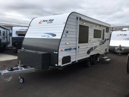 2017 New Age Manta Ray 18 Ensuite Rear Entry