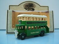 Lledo Promo Model Southern Vectis D/D AEC Bus Admirals Cup 1991 East Cowes Isle of Wight