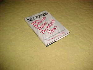 THE NEWS MONGERS  autographed