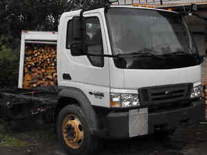 2008 FORD Cab-over LCF diesel automatic