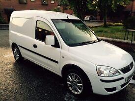 Vauxhall Combo 2011 Great Clean Van!