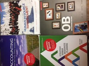Human Resource Management textbooks, all newest editions