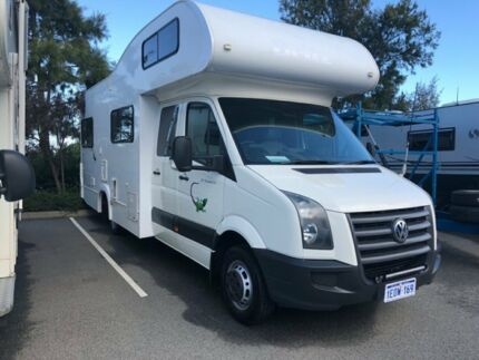 2011 Motorhome 6 Berth Volkwagen Crafter Motor Home Rockingham Rockingham Area Preview