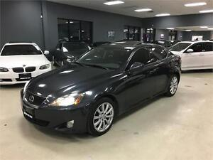 2007 Lexus IS 250*AWD**LOW KM ONLY 66K**NO ACCIDENTS**