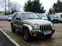 2004 JEEP CHEROKEE 2.8 CRD Extreme Sport 5dr Auto