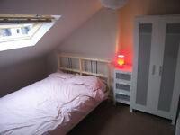 Double bedroom Excellent location in Edinburgh