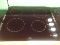 Graded New World ceramic hob