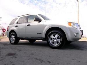2008 Ford Escape XLT 4 Cylinder! 3 Year Warranty!