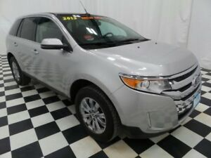 2013 Ford Edge Limited AWD - Leather, Navigation, Sunroof & Rear