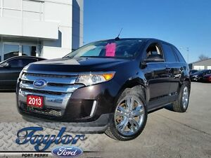 2013 Ford Edge Limited *AWD* *LOADED* *NAV*