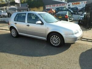 2002 Volkswagen Golf 1.6 Silver Manual Hatchback Croydon Burwood Area Preview