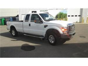 good work truck ready to go 2009 ford f250 xcab 4x4 long box