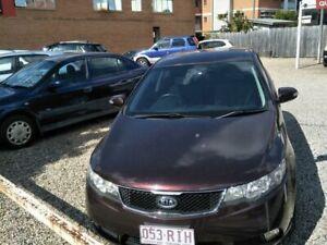 2010 Kis Cerato SLi Sedan - approx 100kms Nundah Brisbane North East Preview