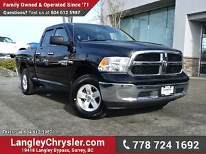 2015 RAM 1500 SLT ACCIDENT FREE w/ 4X4 & TOW PACKAGE