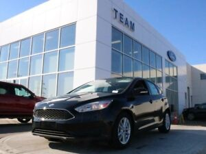 2017 Ford Focus SE, 200A, SYNC, HEATED STEERING WHEEL, REAR CAME