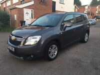 CHEVROLET ORLANDO 2013, LT VCDI AUTOMATIC 7 SEATER IN GOOD CONDITION