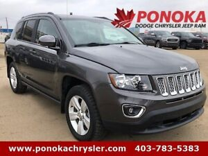 2015 Jeep Compass High Altitude, Sunroof, Backup Camera