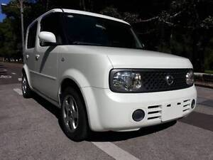2007 Nissan Cube Millers Point Inner Sydney Preview