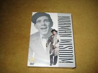 Norman Wisdom 12 DVD Box Set. Near Mint Condition. OFFERS WELCOME.
