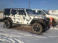 2013 Jeep Rubicon - Camouflage
