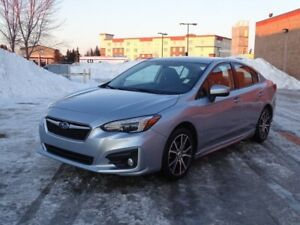 2017 Subaru Impreza AWD SEDAN SPORT Accident Free,  Heated Seats