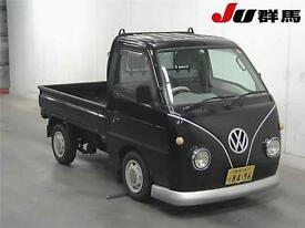 SUZUKI CARRY RETRO PICK UP SUBARU SAMBAR MINI VW SAMBA REPLICA ONLY 15638 MILES