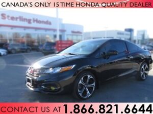 2014 Honda Civic Coupe Si | HONDA CERTIFIED | NAVIGATION | NO AC