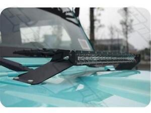 """Jeep Hood Bar Mount Kit for 20"""" Light Bar - WRANGLER JK - LED"""