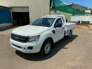 2014 Ford Ranger PX XL 2.2 Hi-Rider (4x2) 6 Speed Manual Crew Cab Pickup Holtze Litchfield Area Preview