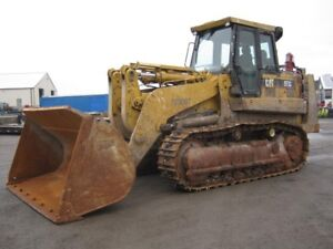 2004 Caterpillar 973C Crawler Loader