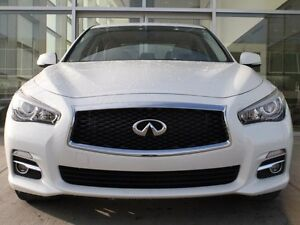 2015 Infiniti Q50 AWD/HEATED FRONT SEATS/HEATED STEERING WHEEL/N Edmonton Edmonton Area image 2