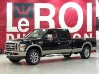 Ford F-250 KING RANCH 4X4 DIESEL 2008