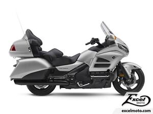 2016 Honda Goldwing with airbag GL1800AMG