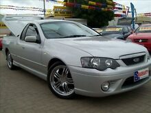 2007 Ford Falcon BF MkII XR6 (LPG) 4 Speed Auto Seq Sportshift Utility Evanston South Gawler Area Preview
