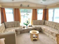 Beautiful static caravan holiday home Nr Rock, Padstow, Polzeath, Port Issac, Cornwall. NOW REDUCED!