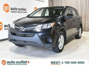 2015 Toyota RAV4 LE AWD; Auto, A/C, Heated Wiper Tray