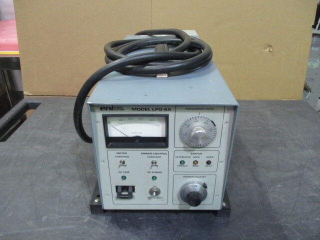 ENI LPG-6A Low Frequency RF Generator, LAM, 400559