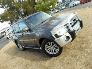 2013 Mitsubishi Pajero NW MY14 VR-X LWB (4x4) Bronze 5 Speed Auto Sports Mode Wagon Belconnen Belconnen Area Preview