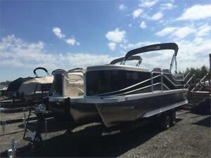 SunCatcher V322SS, Yamaha F70-VF150, Pontoon Rebates!