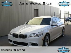 2013 BMW 528 Xdrive-M Sport Pack|Nav|Camera
