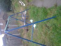 Double swing an seesaw set