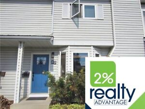 Great Shape!Townhouse Revenue Property- Listed By 2% Realty Inc