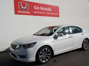 2015 Honda Accord Sport, 4DOOR, AC, CRUISE, ALLOYS