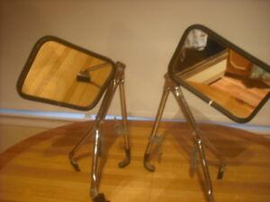 miroirs extensibles