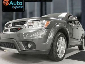 2016 Dodge Journey R/T AWD with NAV, back up cam, power leather