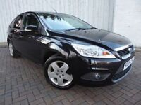 Ford Focus 1.6 Style, Black, 5 Door with Lovely Low Miles....Excellent Value Family HatchBack