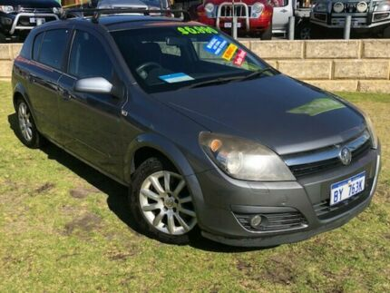 2007 Holden Astra AH MY07 CDTi Silver 6 Speed Manual Hatchback Wangara Wanneroo Area Preview