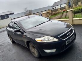 2009 Ford Mondeo 1.8 great condition