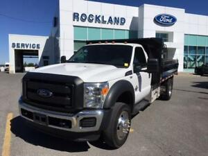 2014 Ford Super Duty F-550 DRW XL 4X4